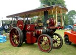 Photograph of Abergavenny Traction Engine